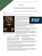 """Egipto Está Segura """"Al 90%"""" de Que Hay Una Cámara Junto a Tutankamon _ Cultura _ EL PAÍS"""