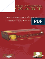 Livret Mozart