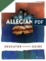 ALLEGIANCE EducatorGuide v1 1