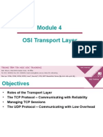 Module4- OSI Transport Layer(2)