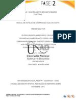 Informe Ejecutivo Fase II