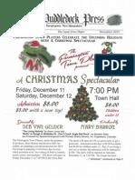 Puddledock Press December 2015