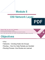Module5- OSI Network Layer