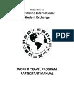 Participant Manual 2015