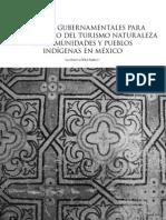 Politicas Gubernamentales Para El Desarrollo Del Turmso MEXICO