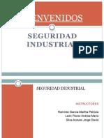Capacitacion Seguridad Industrial