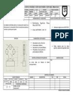 Hoja de Operación e Instrucción de Inspección Del Procesorectificado