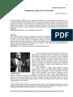Resistência e prática de si em Foucault.pdf