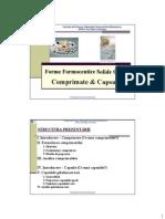 1. Forme Farmaceutice Solide Orale - 2 Slide