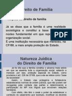 Noções de Direito de Família