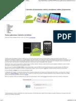 Testear Aplicaciones Android en Tu Teléfono