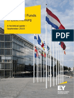 Investment Funds in Luxembourg - September 2015 LR