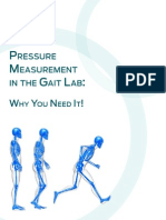 Pressure Measurement in the Gait Lab