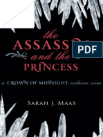 Throne of Glass 01.1 - The Assassin and the Princess - Maas, Sarah J