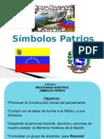 SIMBOLOS PATRIOS