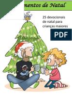 Pensamentos de Natal