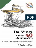 DaVinci and the 40 Answers