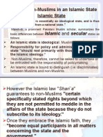Rights of Non Muslim