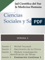 Ciencias Sociales y Salud.3