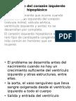 Síndrome del corazón izquierdo hipoplásico.pptx