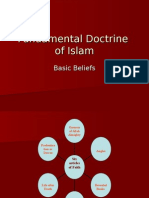 fundamental of doctrine of islam