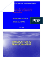 Les Transformateurs présentation Générale