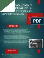 Origen, Evolución y Estado actual de La Ingeniería en sistemas Computacionales
