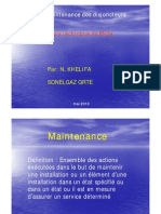 Maintenance Postes disjoncteurs