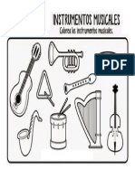 Tarea Nº6 - Instrumentos Musicales