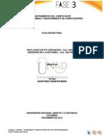 Informe Fase Final 3 Grupo 56