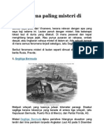 6 Fenomena Paling Misteri Di Lautan