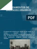 BALANCEO DINAMICO