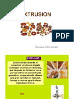Texturizacion Extrusion