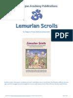 Lemurian Scrolls