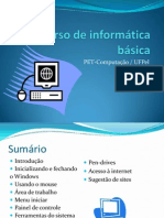 Minicurso de Informática Básica