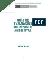 Guia de Impacto Ambiental