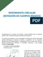 2 Movimiento Circular