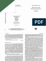 Diccionario Akal de C. Históricas (Annales)