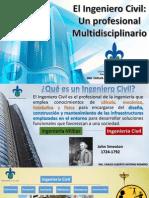 El Ingeniero Civil Un Profesional Multidisciplinario