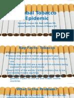 world smoking epidemic