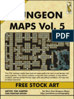 Dungeon Maps Vol 5