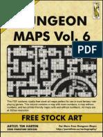Dungeon Maps Vol 6