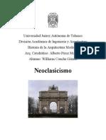 Arquitectura del neoclasicismo