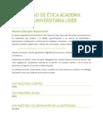 CÓDIGO DE ÉTICA ACADMIA PRUNIVERSITARIA LÍDER.docx