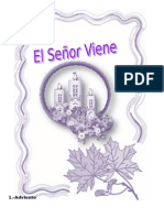 Folleto de Adviento