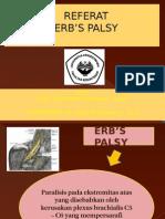 referat hukuman erb's palsy.pptx