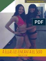 A Ellas Les Encanta El Sexo - Dahlia Ixtun