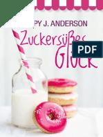 Zuckersusses Gluck - Poppy J. Anderson [German]