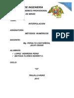 Informe Aplicativo Dos Pdfs