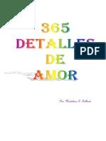 365 Detalles de Amor-SpanishBook
